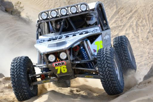 Jason Scherer - King of the Hammers Winner