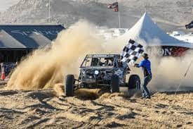 Jason Scherer - King of the Hammers Winner !