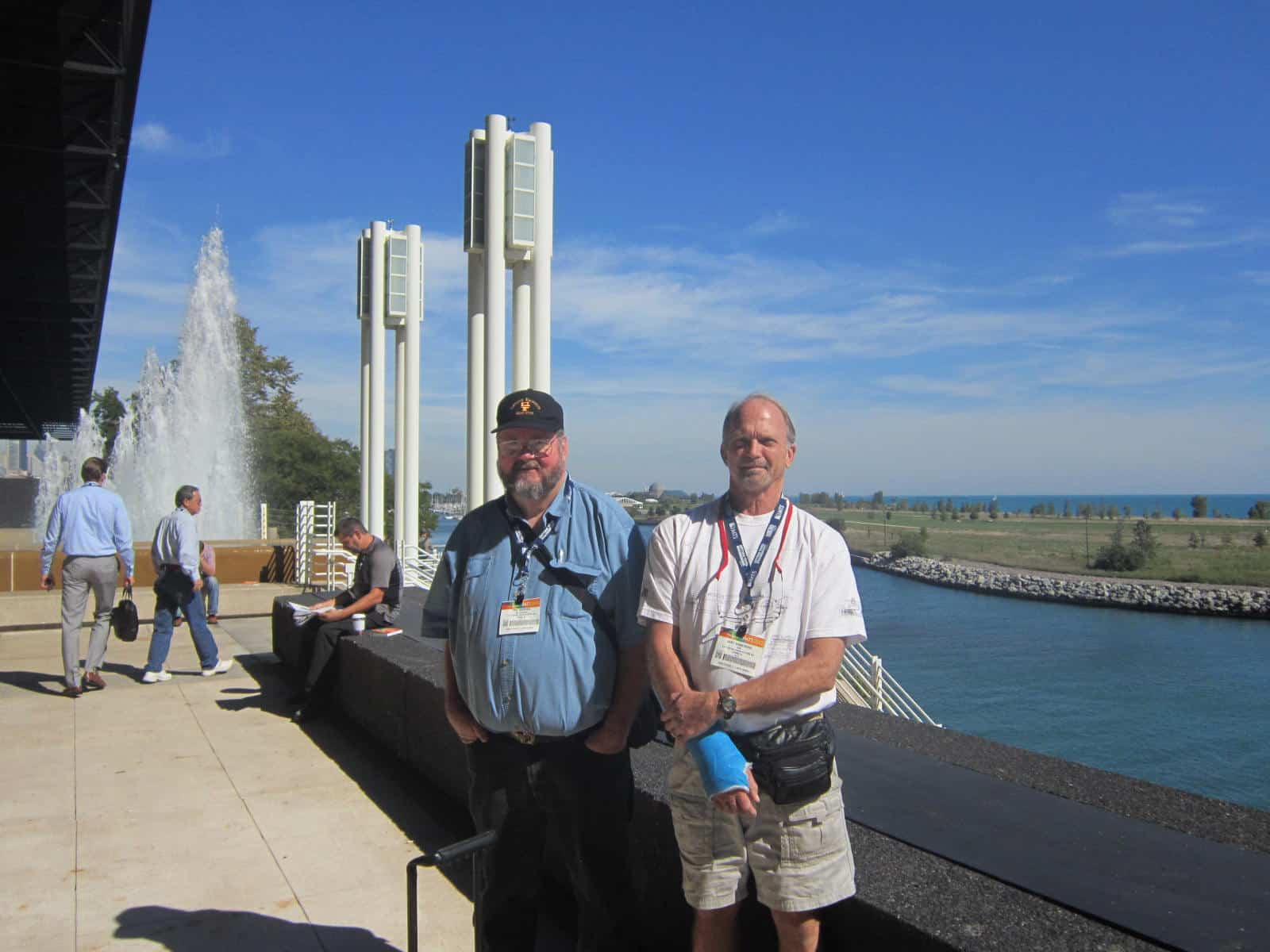 Phil & Gary at IMTS Show