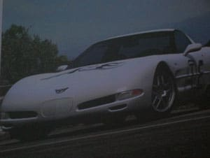 Microsoft Forza ARE Corvette 1